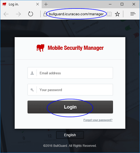 How to monitor your devices remotelly with Bullguard Security Manager